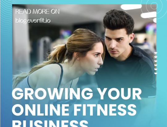 How to Grow Your Online Fitness Business During COVID-19 (+tips for productivity!)