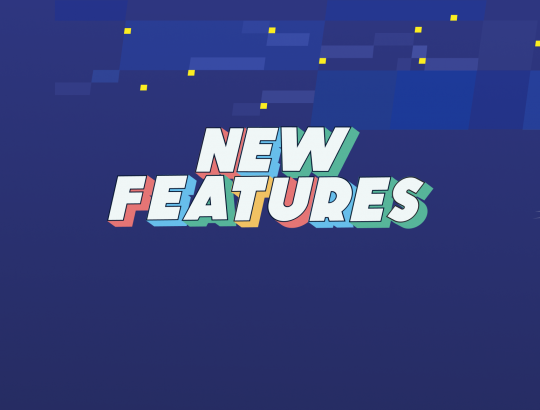 New Features: Steps Tracking and New Leaderboards