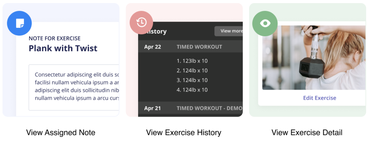 Everfit is an online personal training platform