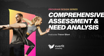 The Comprehensive Assessment and Need Analysis