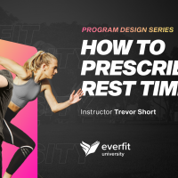 How to prescribe Rest Time
