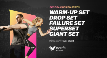 What are Warm-up set, Drop set, Failure set, superset & Giant set
